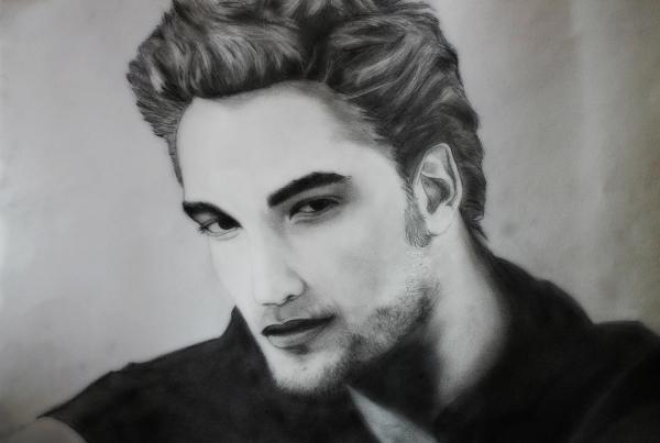 Robert Pattinson by Sanni4
